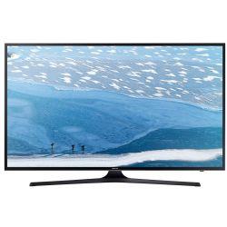 Televizor LED SAMSUNG Smart TV UE40KU6092U Seria KU6092 101cm negru 4K UHD HDR
