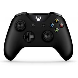 GAMEPAD XBOX ONE S WIRELESS NEGRU
