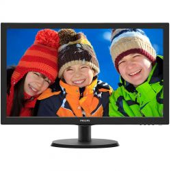 "MONITOR 23.8"" PHILIPS 240V5QDSB/01"