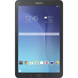 """Tabletă SAMSUNG Galaxy Tab E  9.6"""" 1280x800, 2G, 3G, Single SIM, Quad core, 1.5 GB RAM, stocare 8 GB, Negru, cameră față 2 MP, cameră spate 5 MP, Android 4.4 (KitKat)"""