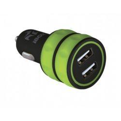 Incarcator Auto I-BOX C-12 Dual USB 3.1A