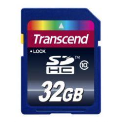Card de memorie TRANSCEND SDHC 32 GB
