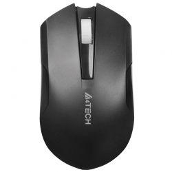 Mouse wireless A4TECH G11-200N V-track Padless, negru, optic, USB