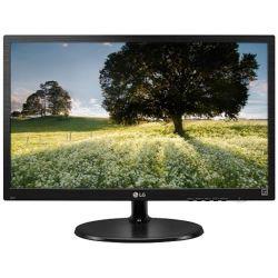 Monitor LED LG 23.5 inch 24M38D-B Negru