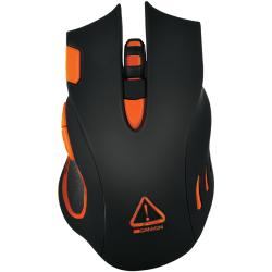 Mouse Gaming cu fir CANYON Corax CND-SGM5N, negru, optic, USB