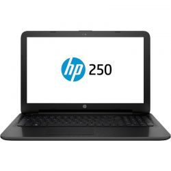 "Laptop HP 250 G5, 15.6"" HD, procesor Intel® Core™ i5-6200U 2.80 GHz, RAM 4GB DDR4, HDD 500GB, placa video GMA HD 520, DVD-RW, FreeDos, Negru"