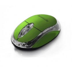 Mouse wireless ESPERANZA Extreme Harrier XM105R, verde, optic, USB