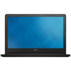 "Laptop DELL Inspiron 3567, 15.6"" HD, procesor Intel® Core™ i3-6006U 2.00 GHz, RAM 4GB DDR4, HDD 1TB, placa video GMA HD 520, DVD-RW, Linux, Negru"