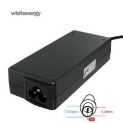 Incarcator laptop WHITENERGY AC 20V/3.25A 65W conector 7.9 x 5.5 mm + pin IBM