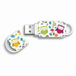 Memorie externa INTEGRAL Xpression 16GB USB 2.0 - Owls