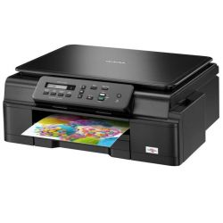 Multifunctionala Inkjet  color Brother Ink Benefit DCP-J105, A4