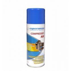 Spray cu aer comprimat ESPERANZA ES103, 400 ml