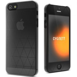 CYGNETT Polygon Super Thin Hard Case for iPhone 5 - CYGNETT
