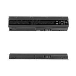 Baterie laptop Qoltec Long Life - HP/Compaq CQ62, 10.8-11.1 V, 4400 mAh, neagra