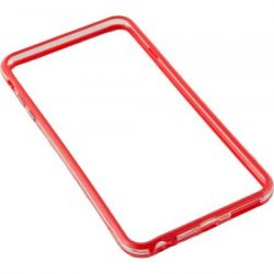 Bumper SERIOUX pentru iPhone 6 Plus Rosu