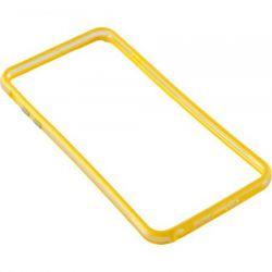 Bumper SERIOUX pentru iPhone 6 Galben