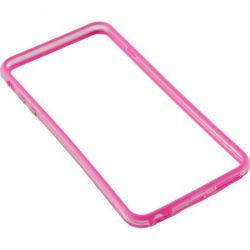 Bumper SERIOUX pentru iPhone 6 Plus Roz