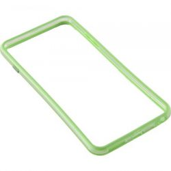 Bumper SERIOUX pentru iPhone 6 Plus Silicon Lime