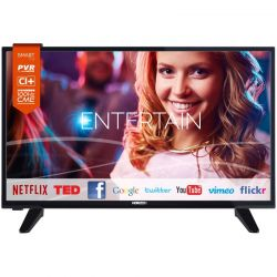 Televizor LED HORIZON Smart TV 32HL733H HD Ready 80cm negru
