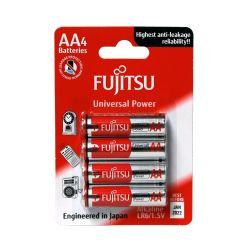 Baterie Alkalina FUJITSU Universal Power AA LR6