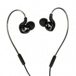 Casti Audio I-BOX S1 Sport pentru telefon mobil Negre