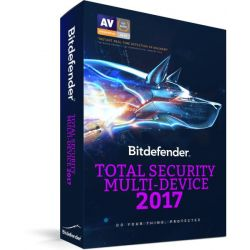Antivirus BITDEFENDER 2017 Total Security MD 3 devices