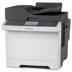 Multifunctional Laser color Lexmark CX410e, A4