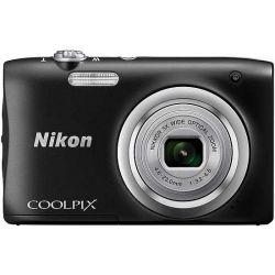 Aparat Foto Compact COOLPIX A100 negru