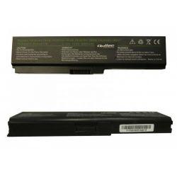 Baterie laptop QOLTEC Long Life Toshiba PA3634, 10.8-11.1 V, 5200 mAh