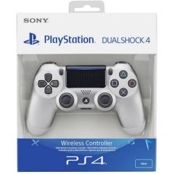 Controller SONY Dualshock 4 PS4 v2 Silver