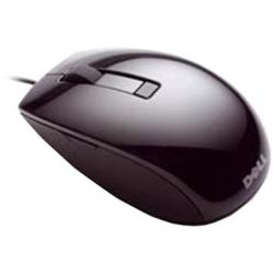 Mice : Dell Laser USB (6 buttons scroll) Black Mouse (Kit)