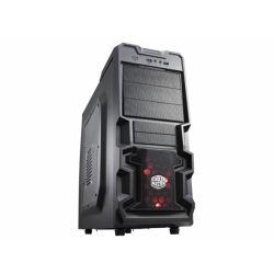PC case Cooler Master K380, USB 3.0, windowed side panel