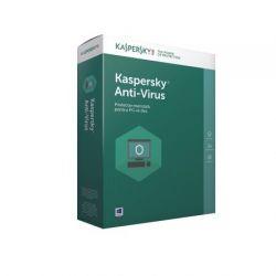 Antivirus KASPERSKY, 3 utilizatori, 1 an+3 luni