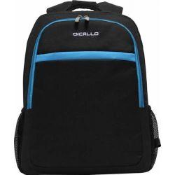 """Rucsac laptop DICALLO LLB9256B 15.6"""", negru-albastru"""