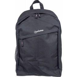 Rucsac laptop MANHATTAN  Knappack 15.6'', negru