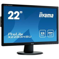 Monitor LED Iiyama X2283HSU-B1DP