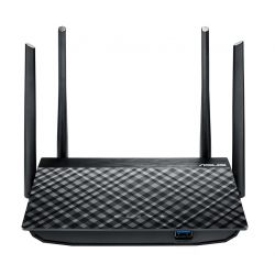 Router Wireless ASUS RT-AC58U, Gigabit, Dual Band, 1300 Mbps