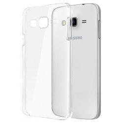 Husa Silicon TPU pentru Samsung Galaxy J1 J100 Transparenta