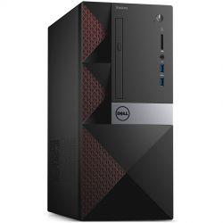 Sistem desktop Del Vostro 3667 MT, Procesor Intel® Core™ i3-6100 3.7GHz Skylake, 4GB DDR4, 500GB HDD, GMA HD 530, Linux, 3Yr NBD