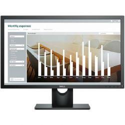 Monitor LED Dell E2417H 24 inch 8 ms Black