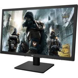 Monitor LED AOC Gaming E2475SWJ 23.6 inch 2 ms Black