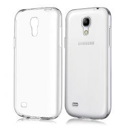 Husa Silicon TPU pentru Samsung Galaxy S4 Mini I9190 Transparenta
