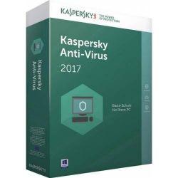 Licenta KASPERSKY Anti-Virus Eastern Europe Edition 5-Desktop 15 luni Base Box