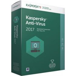 Antivirus KASPERSKY, 1 utilizator, 2 ani