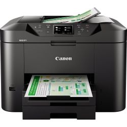 Multifunctional Inkjet color Canon Maxify MB2750, A4