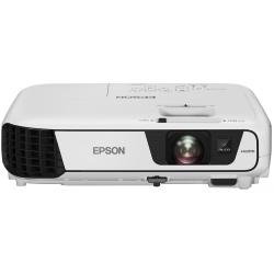 Videoproiector Epson EB-S31, 3200 lumeni, 800 x 600, Contrast 15000:1, HDMI