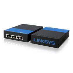 Router Linksys Gigabit LRT214