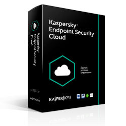 Antivirus KASPERSKY, Endpoint Security Cloud European Edition, 25-49 utilizatori, 1 an