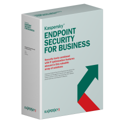 Antivirus KASPERSKY, Endpoint Security for Business - Select European Edition, 15-19 utilizatori, 1 an
