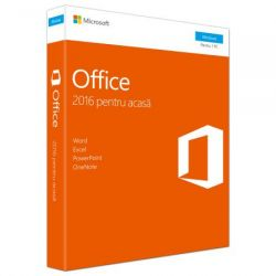 MICROSOFT OFFICE FPP 2016 Home and student RO